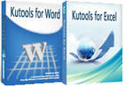 Kutools for Excel 18.00 / Word 8.70 Crack