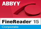 ABBYY FineReader v15.0.112 绿色特别版本